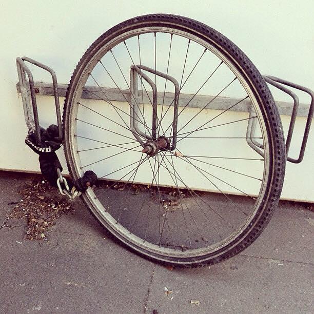 Werden aktuell mehr Fahrräder in Bilk geklaut?