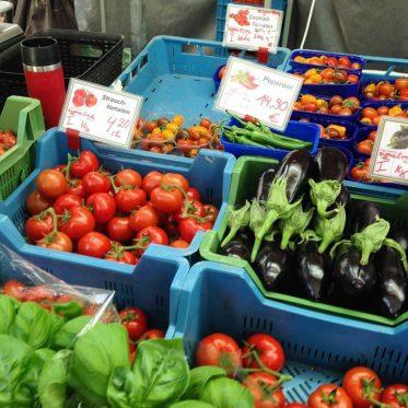 Die Zeit ohne Tomaten aus der Region hat endlich ein Ende :-)