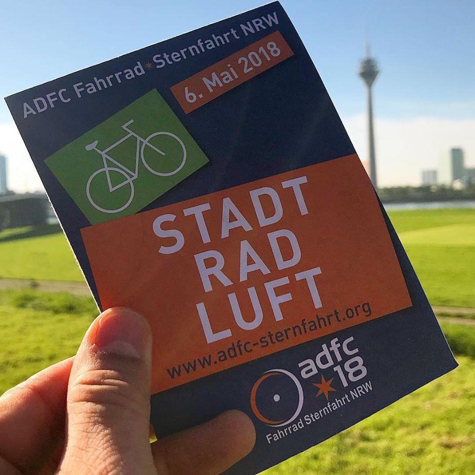 ADFC Fahrrad-Sternfahrt 2018
