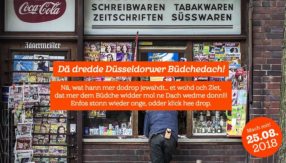 Düsseldorfer Büdchentag 2018