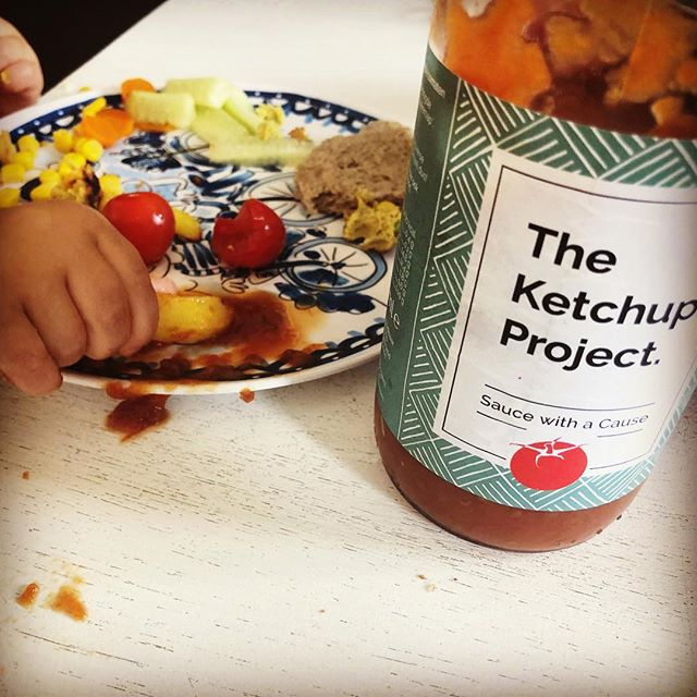 """The Ketchup Project – from waste to taste"""