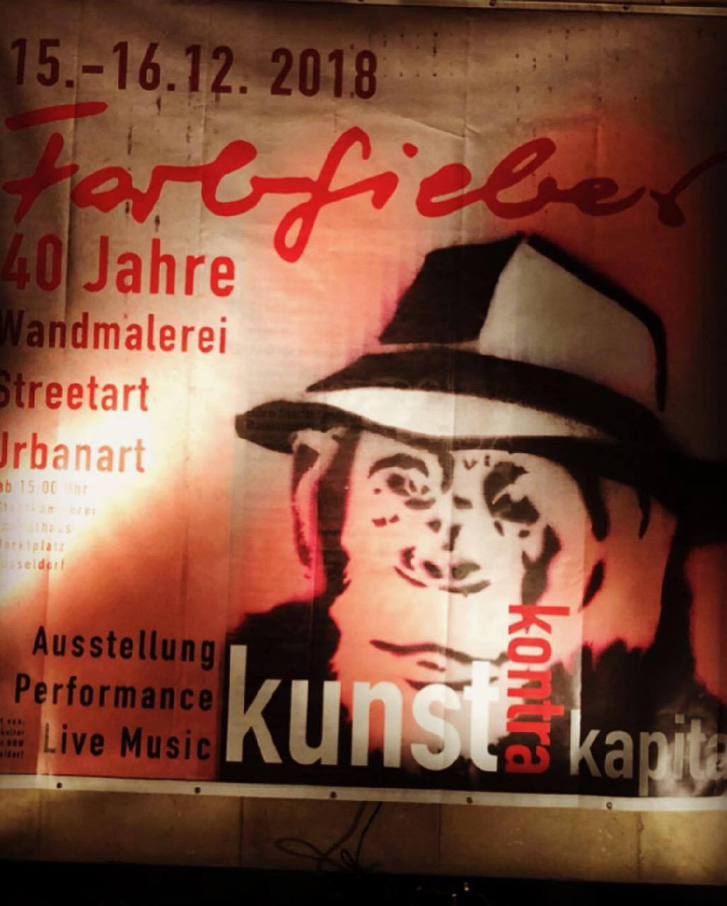 40 Jahre Farbfieber – Kunst im öffentlichen Raum.